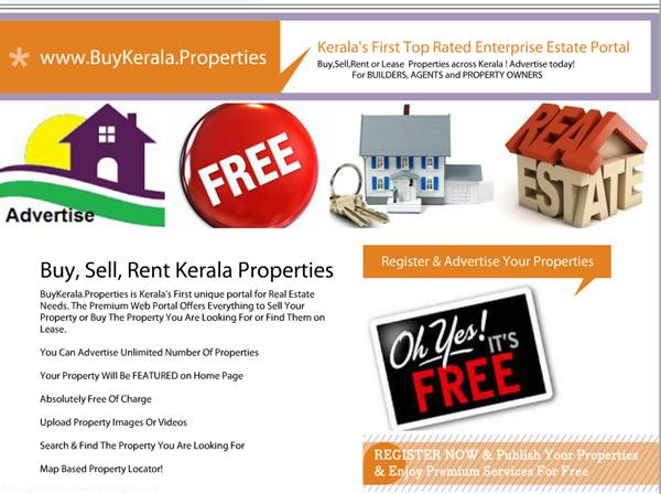 Buy Kerala Properties