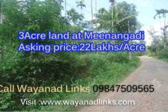 Meenangadi Land Sale