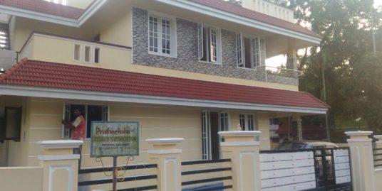 3 BHK New Posh House For Sale in Tripunithura – Puthiyakavu