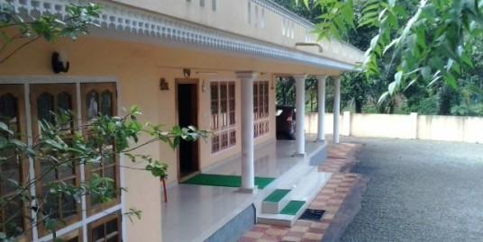 Independent house for sale in Thidanadu, Kottayam
