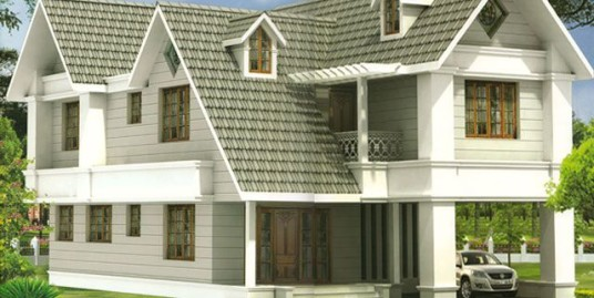 River Front Villas for sale in Thiruvannur, Calicut