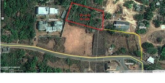 85 Cents Plot for sale near Parassinikadavu Muthappan temple, Kannur