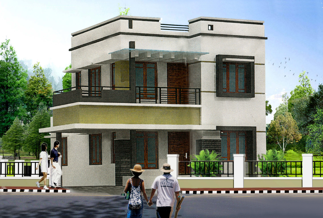 3 BHK Budget Villas at Paroppadi, Near Malaparamba, Calicut.