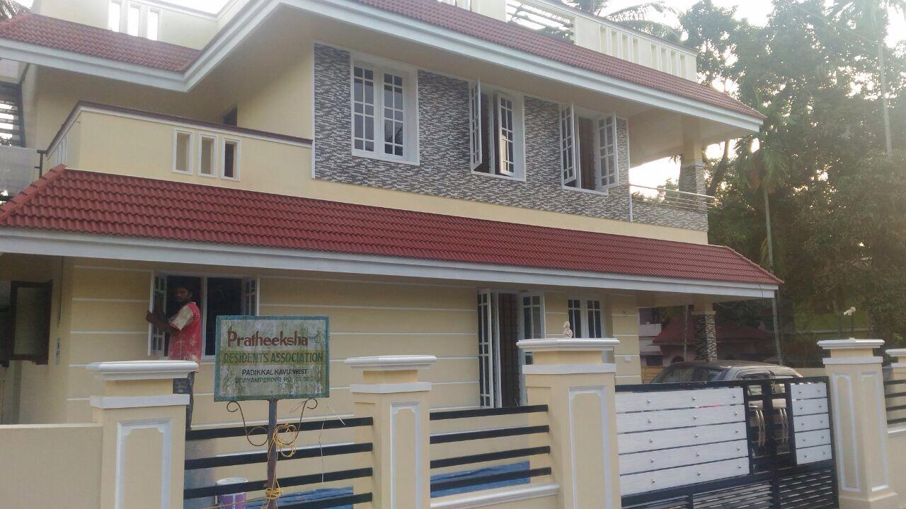 3 BHK New Posh House for Sale Tripunithura- Puthiyakavu