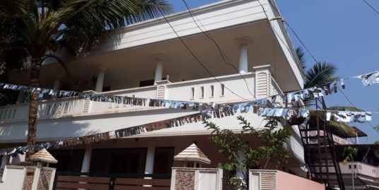 Double storied House for Sale in Chottanikkara, Ernakulam