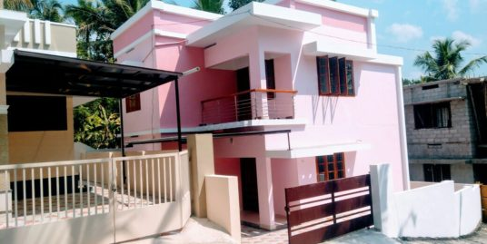 New House for Sale  Near Techonopark Karyavattom, Thiruvanathapuram with Price Rs. 57.50 Lakh