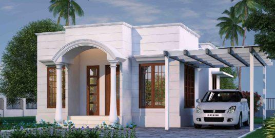 Villas  for Sale in Palakkad Near Kalpathy-Chathamkulam Kalpathy River View