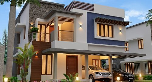 3 BHK Villa for Sale in Maradu, Ernakulam For Rs.1.2 Crore