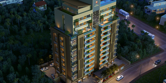 Elite Insignia Patturaikkal 3 BHK Apartment, Thrissur