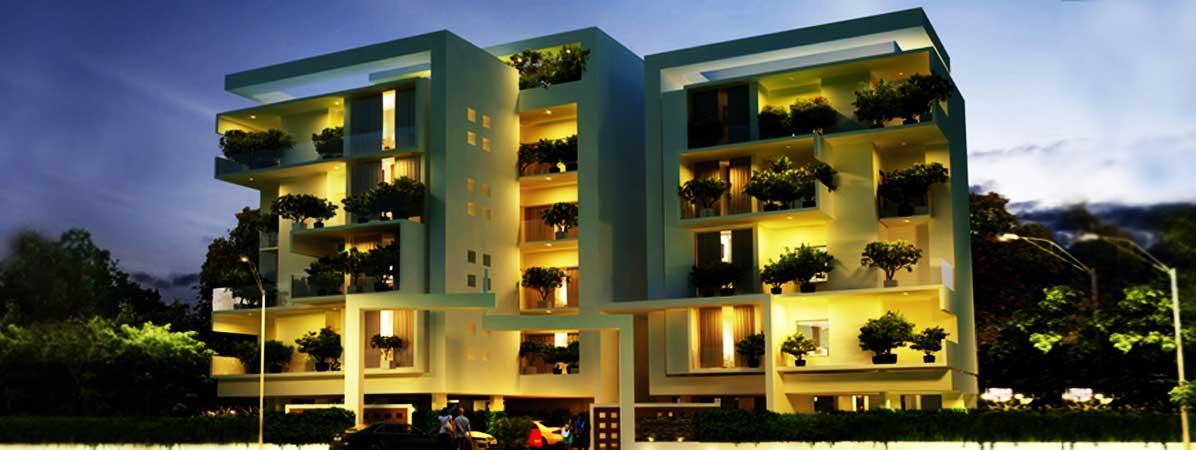 Melonwood Greens Semi Luxury Apartment Edapally, Kochi