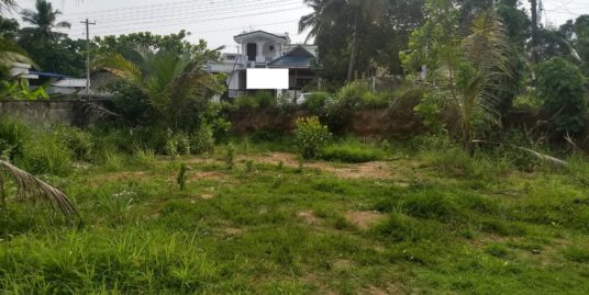 10 Cents Corner Plot for house/Commercial for Sale at Kottayam, Athirampuzha, Amalagiri