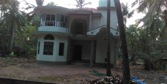 Beautiful House with 1.9 acre Land for Sale in Kasaragod