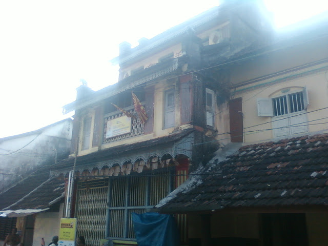 Spacious Agraharam High Rise House on 8 cent of land for Sale at  Chathapuram, Kalpathy in Palakkad Town