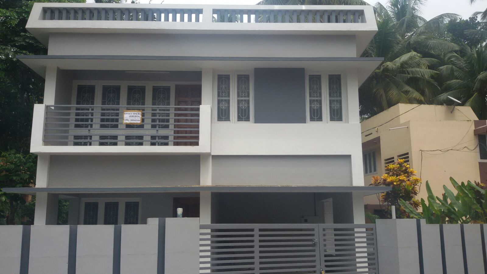 Commercial Property for Immediate Rent at PMG, Trivandrum