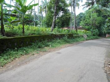 10 Cents Plot on For Sale at Adichil-Poolani Road, Melur Junction, Chalakudy