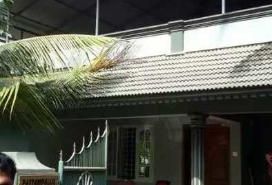 10 Cent Land, 3BHK, 2000 sq.ft House For Sale at Thrickodithanam, Kottayam