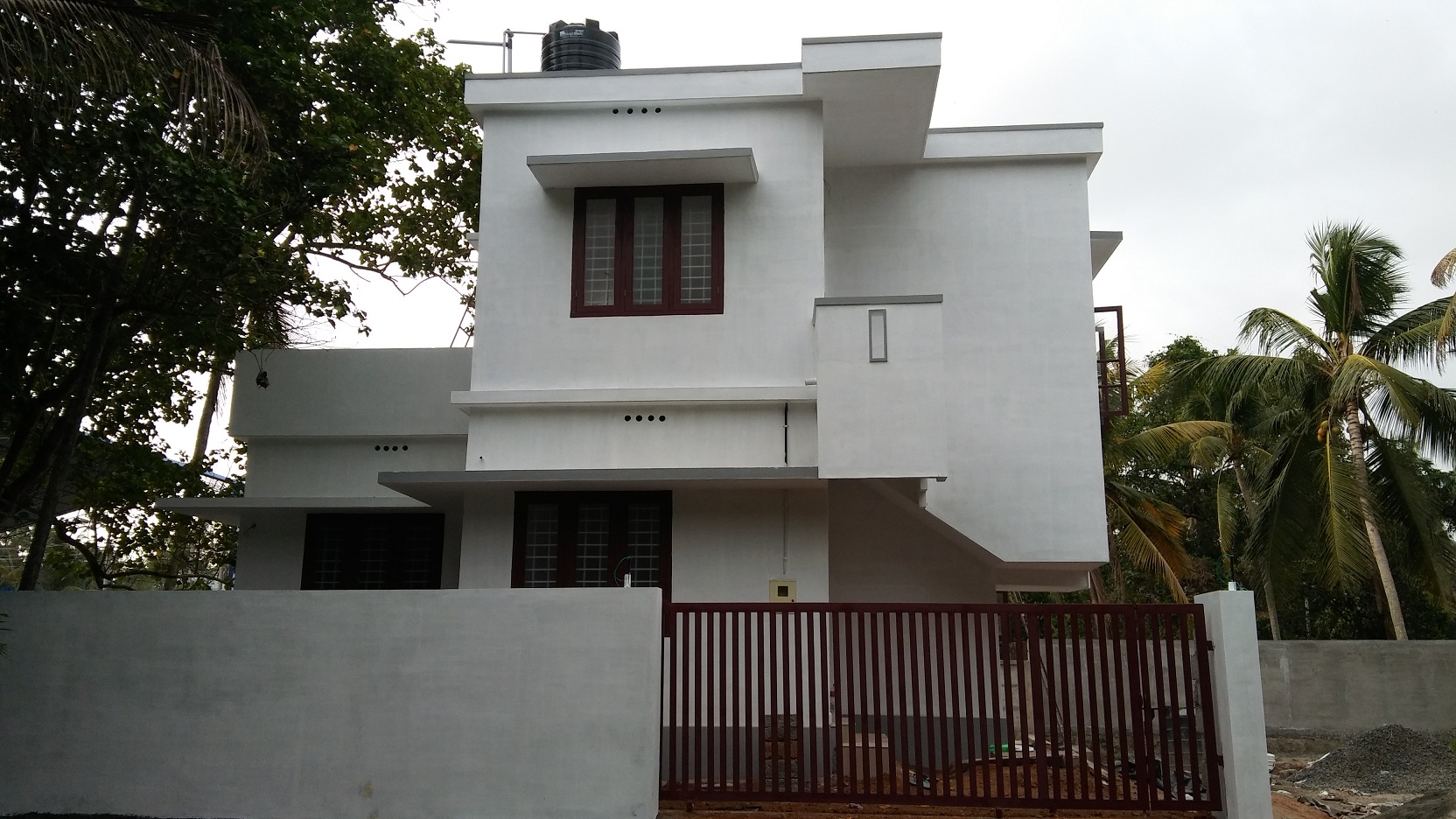 New 3 BHK House on 3 Cent For Sale at Chammanad near Eramalloor, Alappuzha