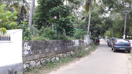 10.5 cents of Residential Land for Sale, Near Green Field International Stadium, Kariavattom , Thiruvananthapuram