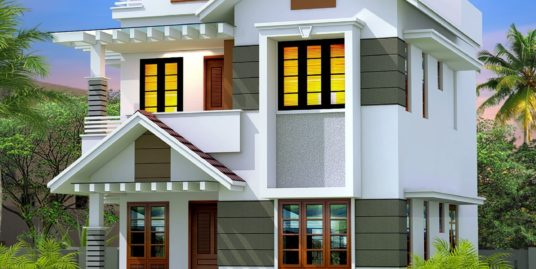 3BHK Villa for Sale in Cherthala, Alappuzha
