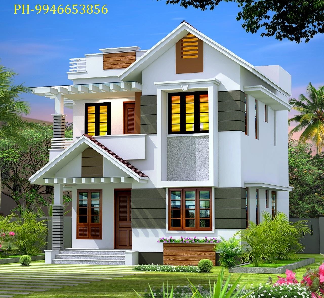 3BHK Villa for Sale in Cherthala, Alappuzha