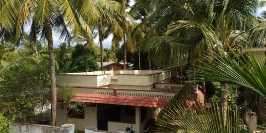 Independent House in 9 Cents Of Land for Sale at Chandranagar, Palakkad