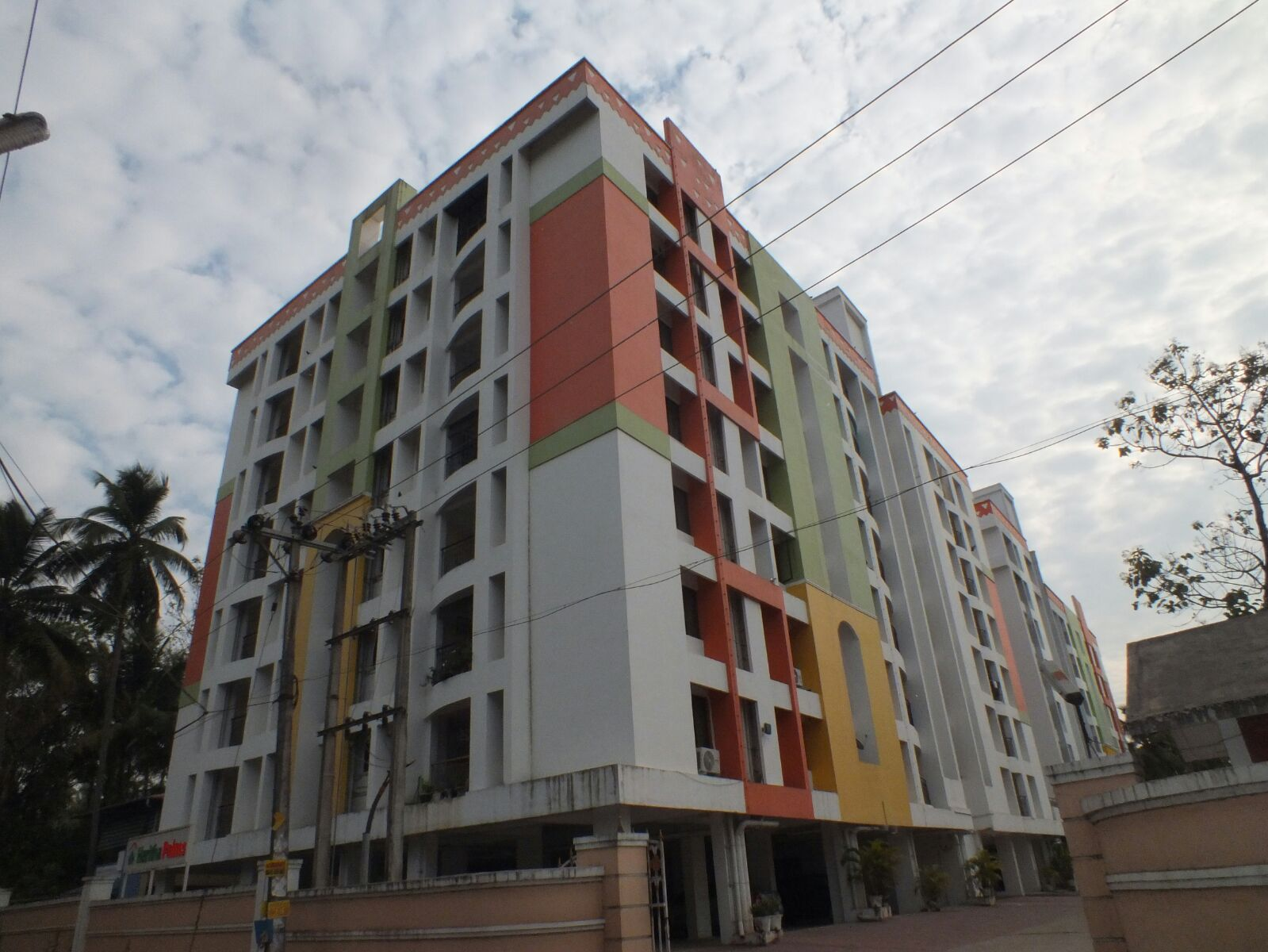 2 BHK appartment Haritha Homes Koorkenchery, Thrissur