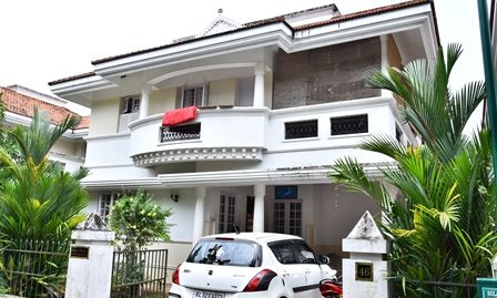 3 BHK 3 Bathroom Beautiful Villa For Sale in Cherthala, Price Rs.9500000