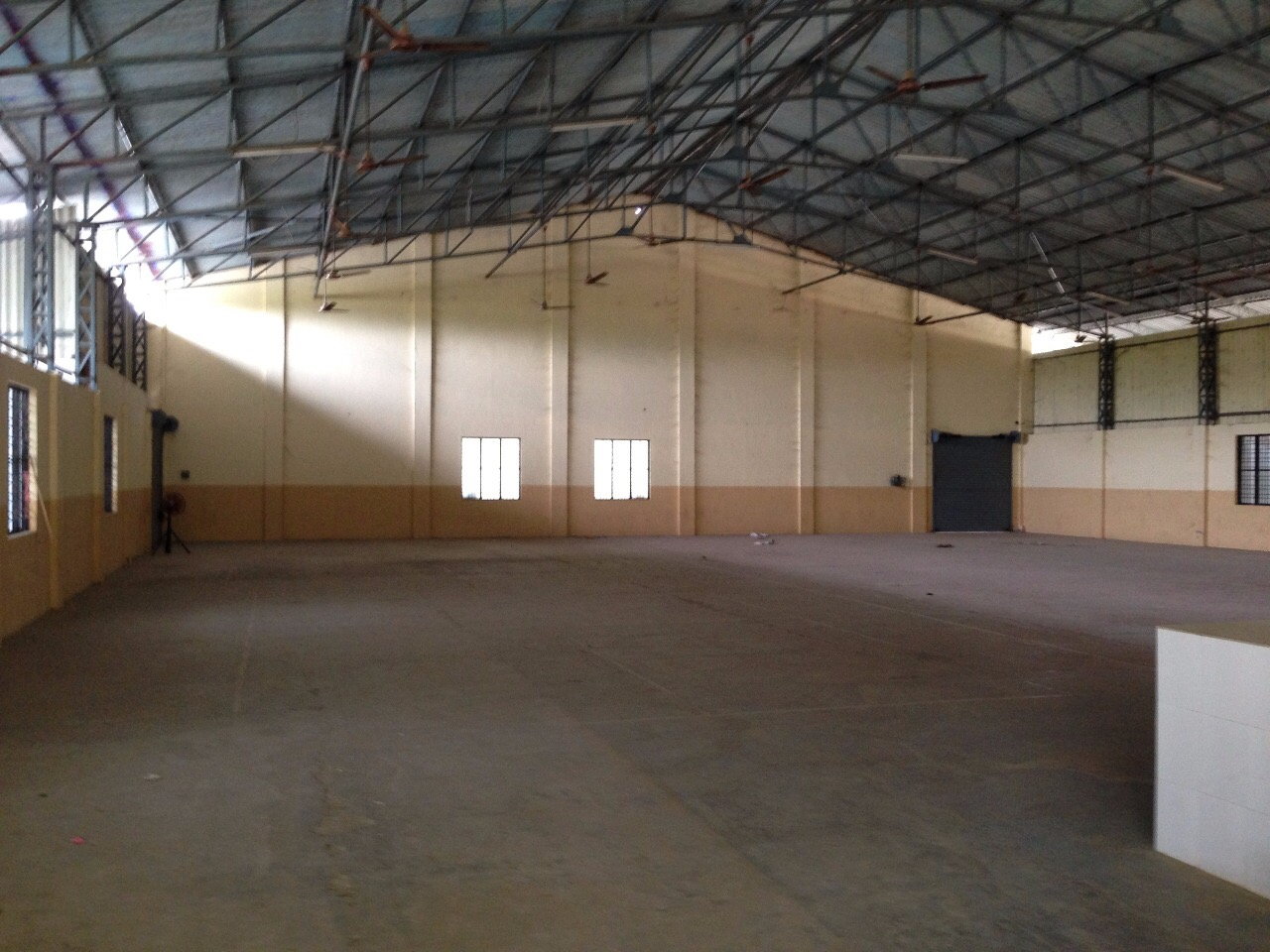 Two 10000 sq feet Godowns, Warehouse for Rent at Kollengode, Palakkad