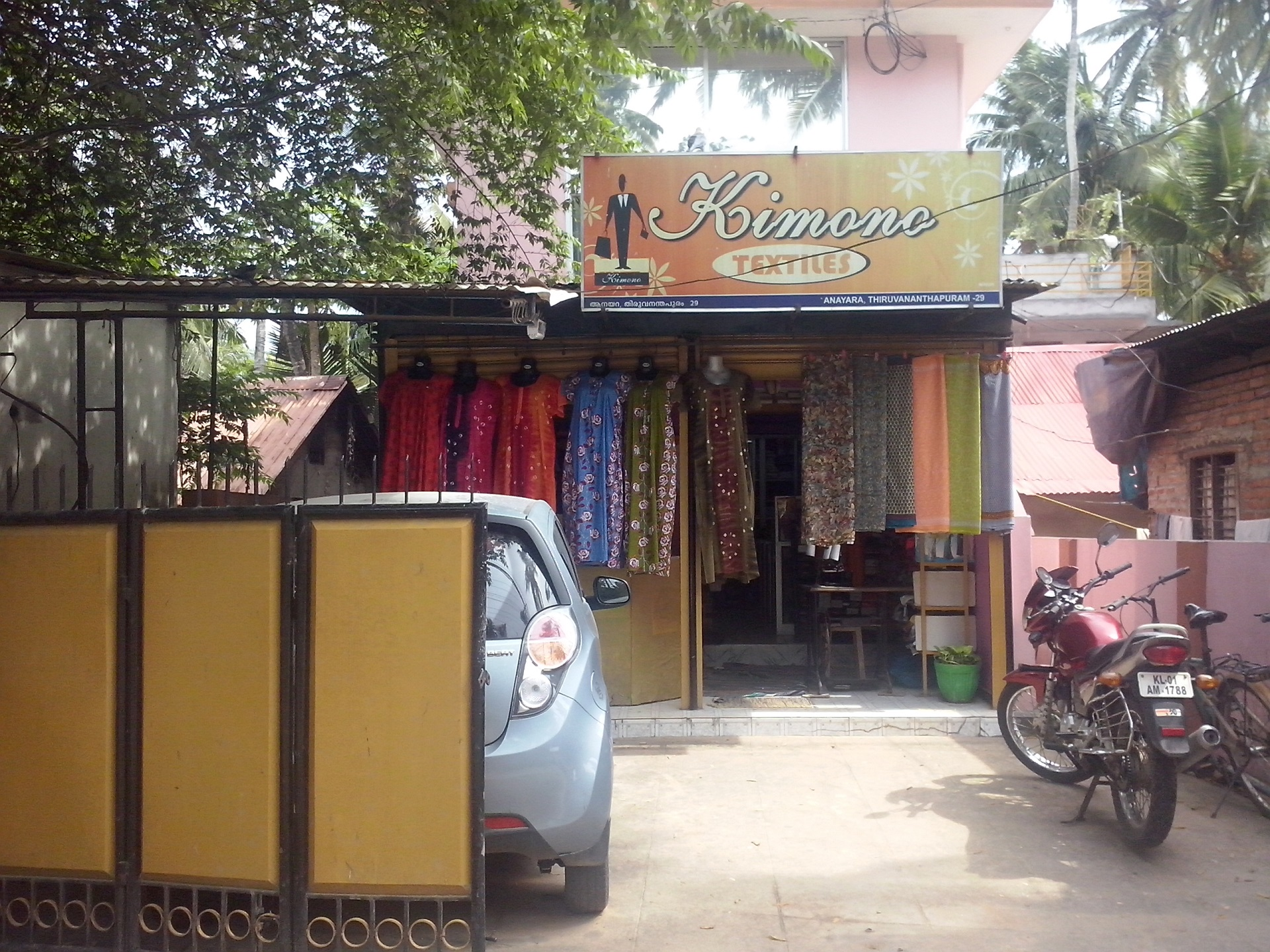 4 BHK  Fully Furnished House and 3 Shops For Sale at Pettah-Venpalavattom , Thiruvananthapuram