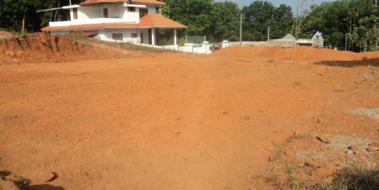15 Cents House Plot For Sale at Muthalakkudam, Thodupuzha, Kerala