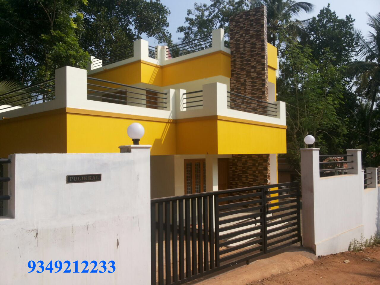 Fully Furnished New Villa For Rent Near Emarald Resort, Pulamanthole, Malappuram