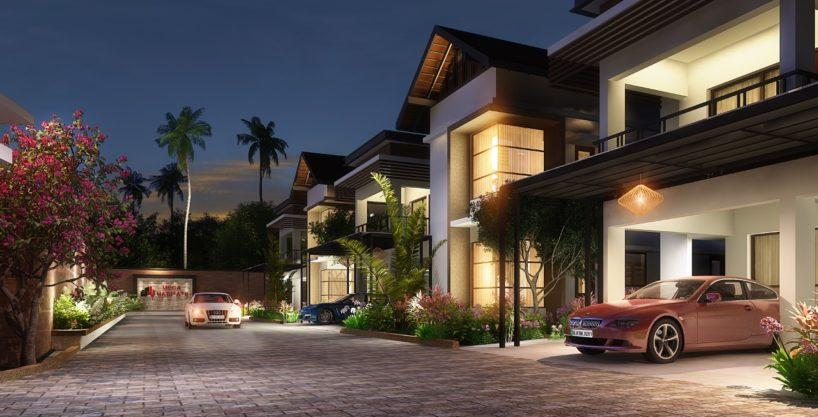 Villa Project Near to Kochi Infopark, Smartcity, Kakkanad