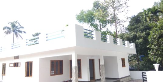 New 3 BHK House for Sale at Avoly, Vazhakulam, Kochi