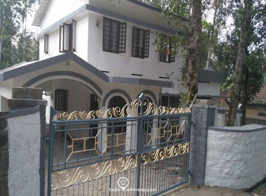 4 BHK Residential House/Villa for Sale in Chengannur town, Chengannur, Alleppey