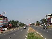 54 Cents Square Plot for Sale at Kochi Bypass Near Palarivattom