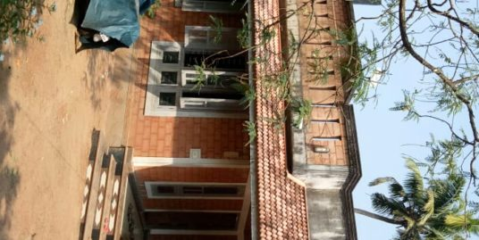 16 Cents Plot With House for Sale at Kallambalam, Attingal