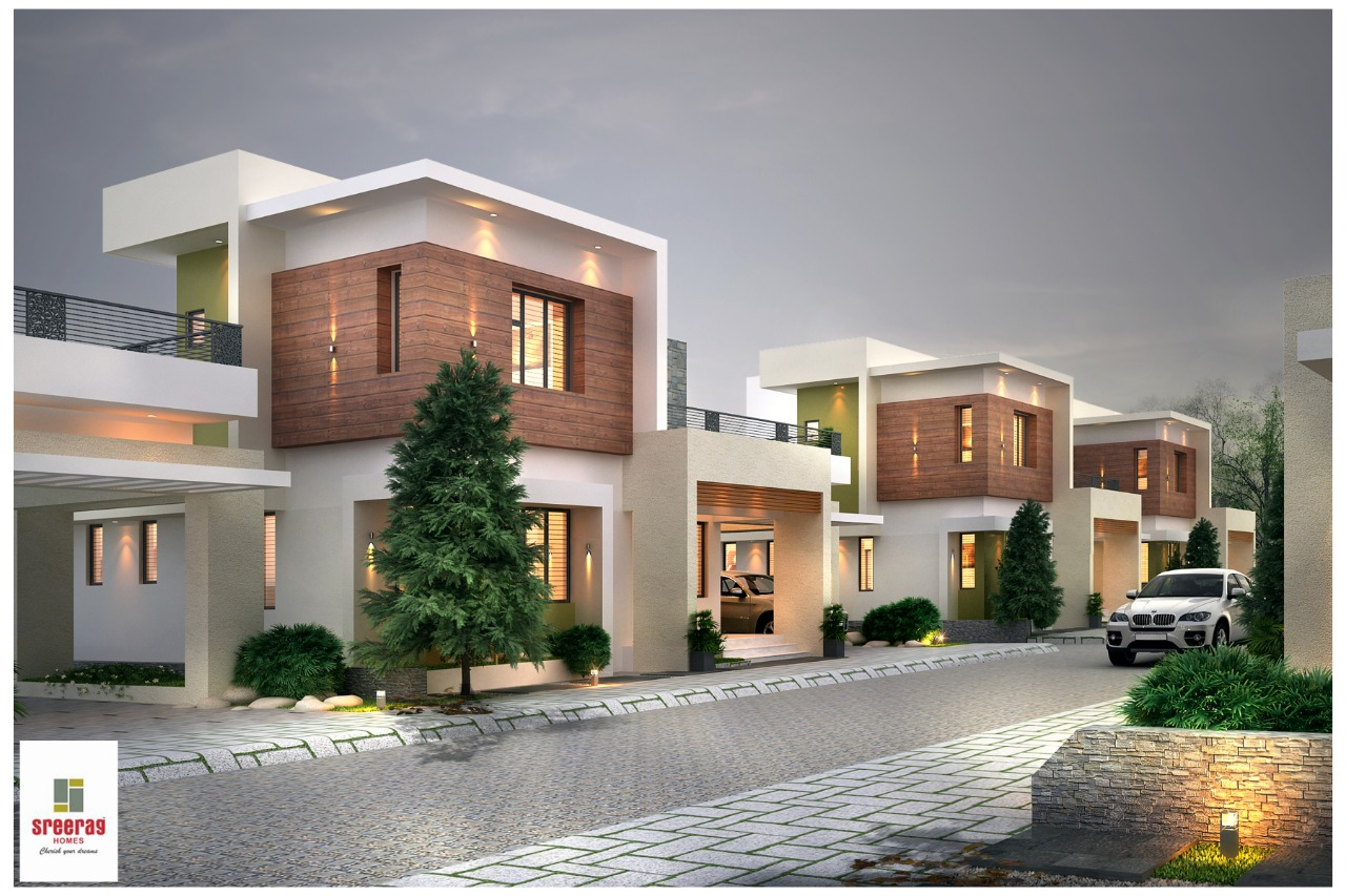 5 cents plot with 1700 sqft under construction residential building for sale at Mattumantha