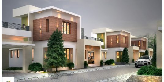 5 Cents plot with 1800 sqft under construction residential building for sale at Pirivusala, Palakkad