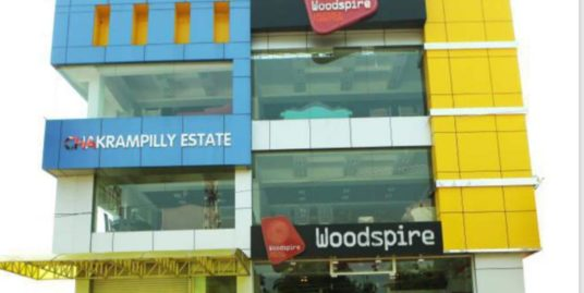 Property for Rent or Lease suitable for Commercial Purpose , Thammanam, Chakkaraparambu