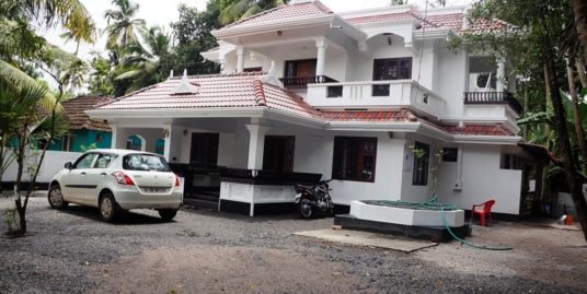 House With 26.5 Cents Land for Sale or Lease at Cherpu, Thrissur