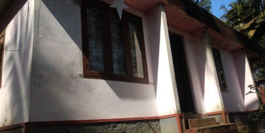 House and Land for sale at Naranganam, Thonniamala, Pathanamthitta