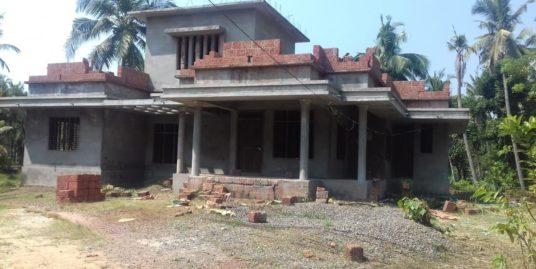 Land and House in Karivellur, Kannur, Kerala