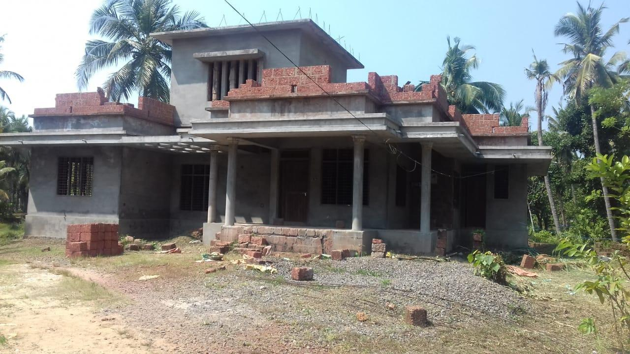 Land and House in Karivellur, Kannur, Kerala