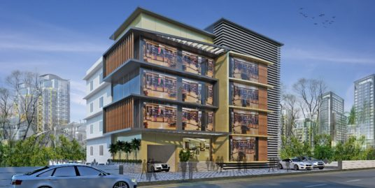 Chakrampilly Avenue -Commercial Building For Rent  Seaport At Airport Rd Opposite Bharatha Matha College , Kochi
