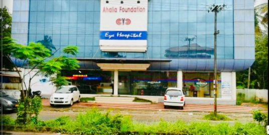 Fully Furnished Commercial Space for Rent on NH Bypass Palarivattom, Kochi