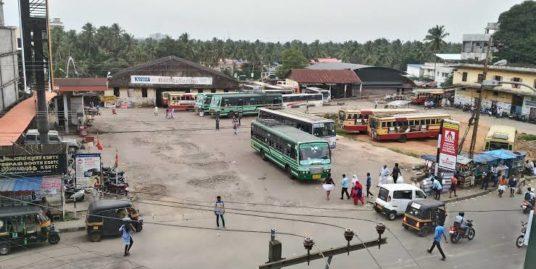 9 Cent Plot For Sale Near KSRTC Palakkad
