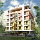 2 BHK, 750 Sq.ft. Apartment for Sale at Edapally, Kochi