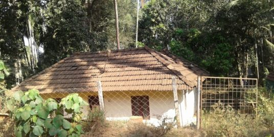 Independent small tiled house for Sale at Painkulam, Cheruthuruthy, Thrissur