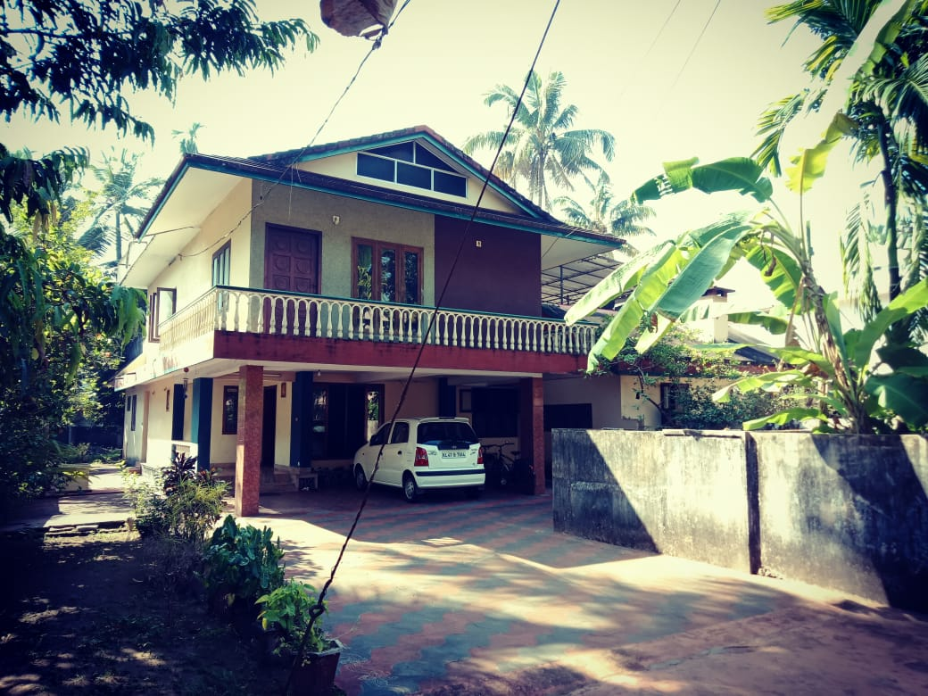 Luxury Villa for Sale Near Kodungallur Bagavathi Temple.