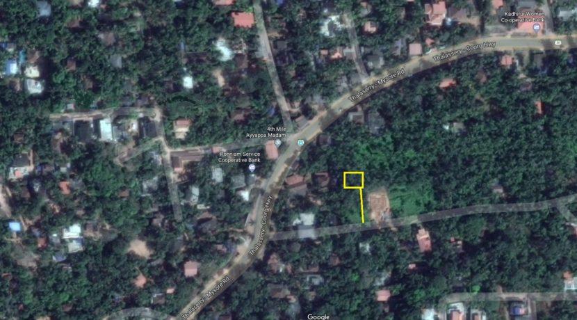 Land 4th mile Location